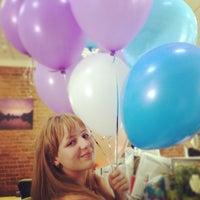 Photo taken at Brandnew by Sasha C. on 7/16/2014