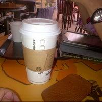 Photo taken at Starbucks Coffee by Alma H. on 3/19/2013