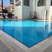Photo taken at Cihan Türk Hotel by Ferahcan K. on 7/7/2017