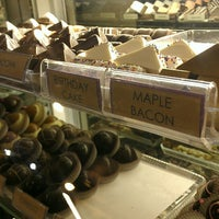 Photo taken at Flagstaff Chocolate Company by John S. on 6/30/2013