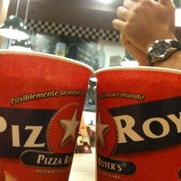 Photo taken at Pizza Royer's by Danny D. on 4/20/2013
