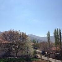 Photo taken at Özdemir Köyü by Türkan T. on 4/27/2017