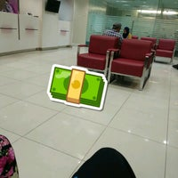 Photo taken at Bank Islam (M) Bhd by Ika L. on 4/5/2017