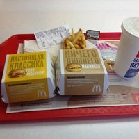 Снимок сделан в McDonald's пользователем Nikolay K. 11/28/2012