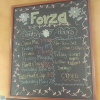 Photo taken at Forza Coffee Co. by Phoenix F. on 5/18/2017