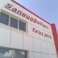 Photo taken at Sanguoğulları Petrol by BNFGM S. on 3/23/2017