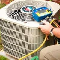 Photo Taken At Kaminer Heating And Cooling By On 6 15
