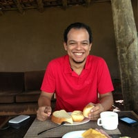 Photo taken at Restaurante Camburi by Marcia R. on 3/10/2013