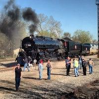 Photo taken at Milwaukee Road 261 Train Yard by Jordan A. on 5/10/2013