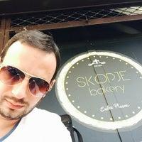 Photo taken at SKOPJE Bakery by Aleksandar P. on 6/17/2015