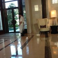 10/20/2012 tarihinde Lil'mannie L.ziyaretçi tarafından Siam Kempinski Hotel Bangkok'de çekilen fotoğraf