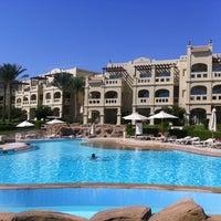 Снимок сделан в Rixos Sharm El Sheikh пользователем KRISTO 10/16/2012
