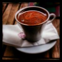 Photo taken at Kahve Dünyası by Sinem K. on 12/15/2012