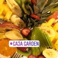 5/2/2018 tarihinde Ru〽️eySa ⚜.ziyaretçi tarafından Gaja Garden Cafe & Hookah/Lounge'de çekilen fotoğraf