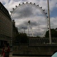 Photo taken at London by Ipek S. on 7/20/2013