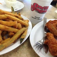Photo taken at Orcutt Burger by Chung on 9/1/2013