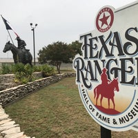 Photo taken at Texas Ranger Hall of Fame and Museum by Jim W. on 8/12/2018