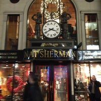 Photo taken at Nat Sherman Townhouse by Mr. C on 12/13/2012