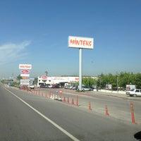 Photo taken at Minteks by Hasan on 4/29/2013