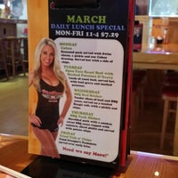Photo taken at Ker's WingHouse by Alfred Teet D. on 3/24/2014