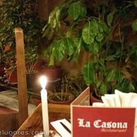 Foto tomada en La Casona Restaurant por Fábio A. el 12/31/2014
