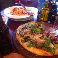 Photo taken at Central de Pizzas Polanco by Juan Carlos R. on 12/28/2012