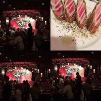 Photo taken at Off The Hook Comedy Club by Brien S. on 10/18/2015