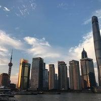 Photo taken at Bund Waterfront - 16 Pu. by Yuancheng Y. on 6/18/2017