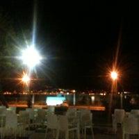 Photo taken at Playa club Nigran by Uxío N. on 6/15/2013