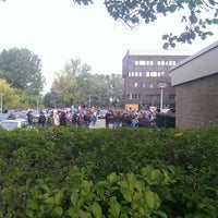 Photo taken at Hogeschool Inholland by Michelle v. on 10/16/2013