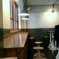 Photo taken at IKOVOX COFFEE by Sejin P. on 11/13/2012