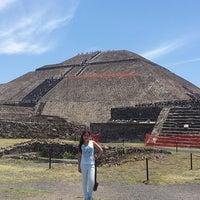 Foto tomada en Piramide del Sol por Kristel P. el 4/21/2014