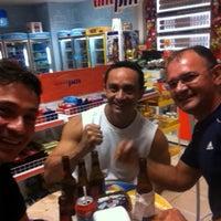 Photo taken at AMPM - Posto Ipiranga by Luis Claudio P. on 6/19/2015