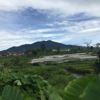 Photo taken at Cipanas by Rievy I. on 2/5/2017