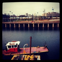 Photo taken at Schuylkill River Park by Paul B. on 12/2/2012