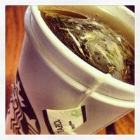 Photo taken at Starbucks by Christina N. on 1/2/2013