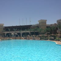 Photo taken at Albatros Palace Resort & Spa by Alex M. on 7/5/2013