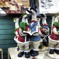Photo taken at Christmas Tree Shops by Amanda C. on 12/7/2012