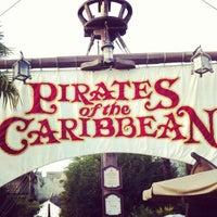Photo prise au Pirates of the Caribbean par Adalberto M. le11/29/2012