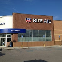 Photo taken at Rite Aid by Marc B. on 5/30/2013
