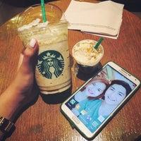 Photo taken at Starbucks Baguio by Renskie M. on 7/23/2015
