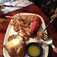 Photo taken at Red Lobster by Clarence L. on 10/25/2012