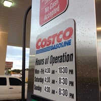 Photo taken at Costco Gas by Clarence L. on 8/4/2013