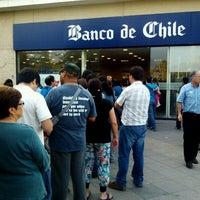 Photo taken at Banco de Chile by Luis Alberto P. on 12/1/2012