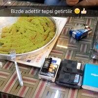 Photo taken at Tiryaki - Kadayıf & Baklava by İbrahim G. on 6/14/2016