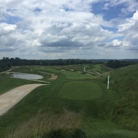 Photo taken at The Pete Dye Course at French Lick by Brett C. on 8/12/2016