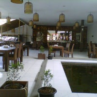 Photo taken at Bumbu Desa by Edlee B. on 3/1/2013