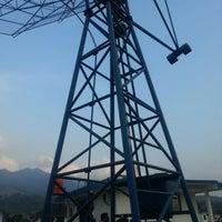 Photo taken at Stasiun Pengamat Dirgantara Tanjungsari - LAPAN by Ari P. on 9/23/2012