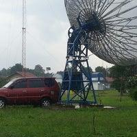 Photo taken at Stasiun Pengamat Dirgantara Tanjungsari - LAPAN by Ari P. on 12/5/2012