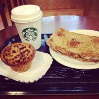 Photo taken at Starbucks by Lea on 10/8/2012